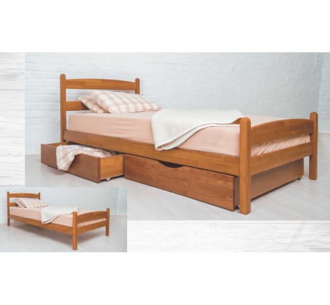 """Кровать """"Лика"""" из бука"""
