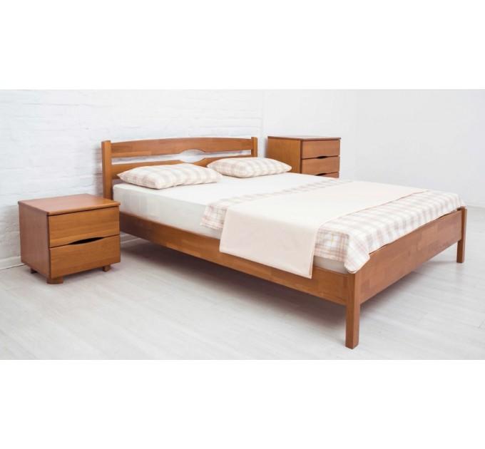 """Кровать """"Лика люкс"""" из бука"""