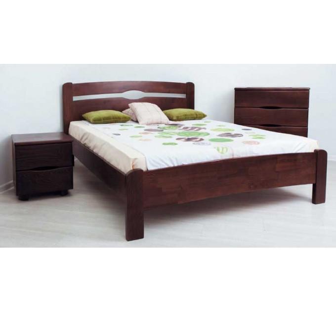 """Кровать """"Нова без изножья"""" бук"""