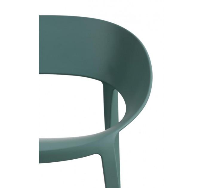 "Кресло ""Шелл"" (виридиан)"