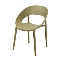 """Кресло """"Шелл"""" (зеленый чай)"""