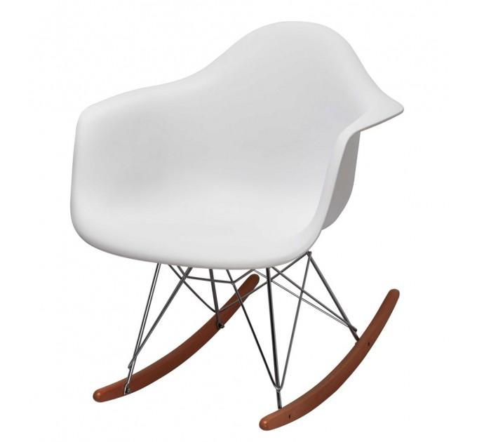 """Кресло """"Лаунж"""" белый"""
