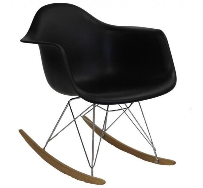 """Кресло """"Лаунж"""" черный"""