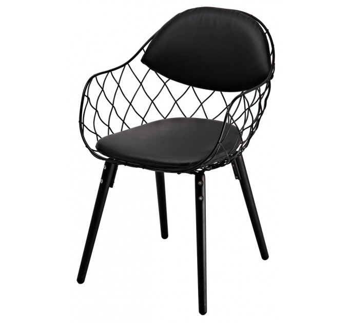 """Кресло """"Вики"""" черный"""