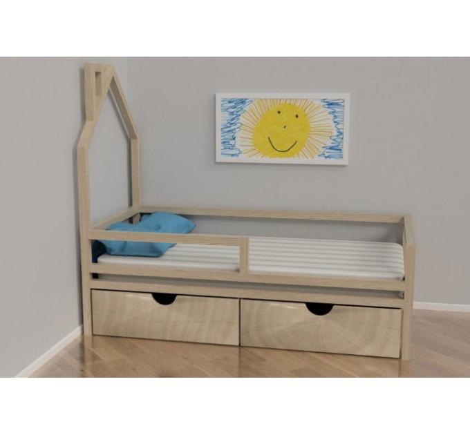 Кровать-домик Белоснежка