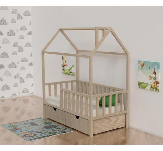 Кровать-домик Золушка