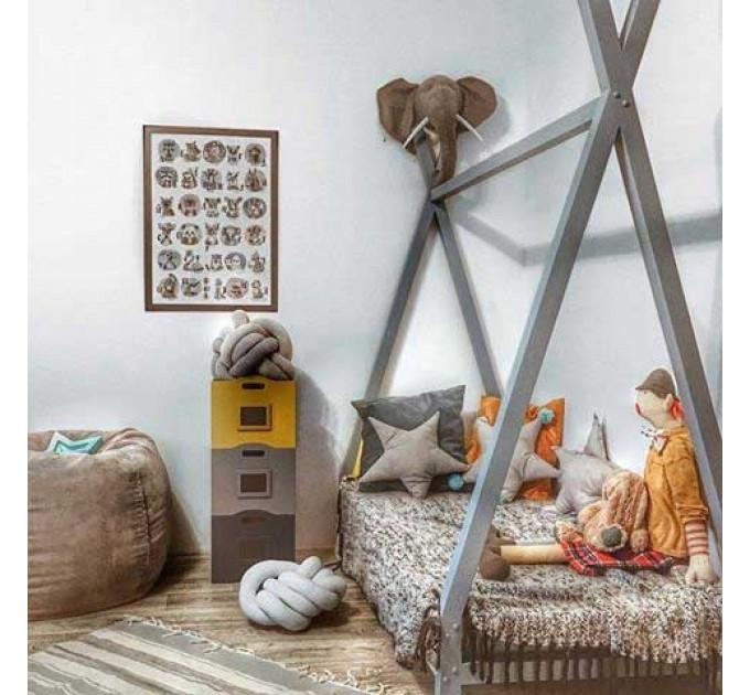 Детская кровать Вигвам
