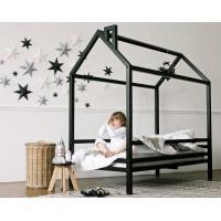 Детская кровать-домик Майя с бортиками