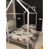 Білий будиночок ліжко Людини павука