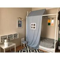 Двухъярусная кровать домик Эйфелева башня