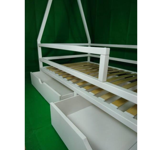 Кроватка Виг-Вам Маугли с ящиками