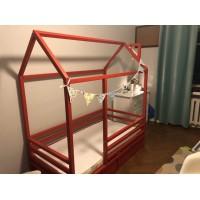 Домик кроватка Сладкий Сон
