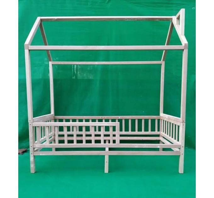 Белый домик кровать Трансформер