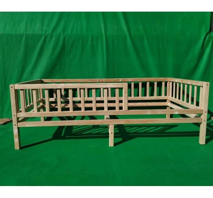 Білий будиночок ліжко Трансформер