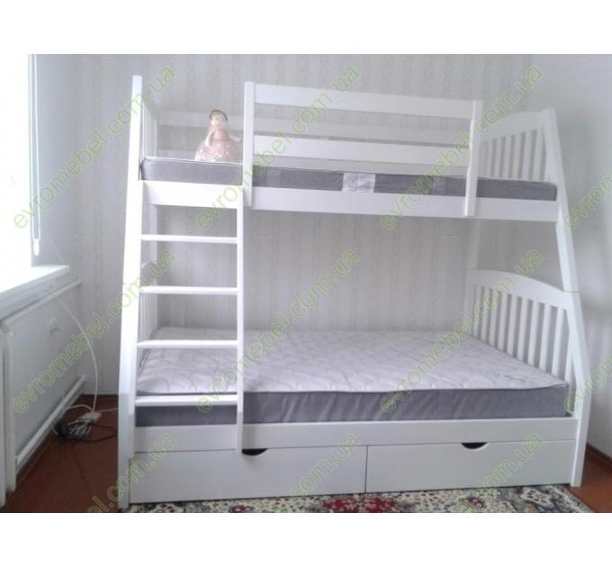 АКЦІЯ! Ліжко Дакота + ящики + тонування