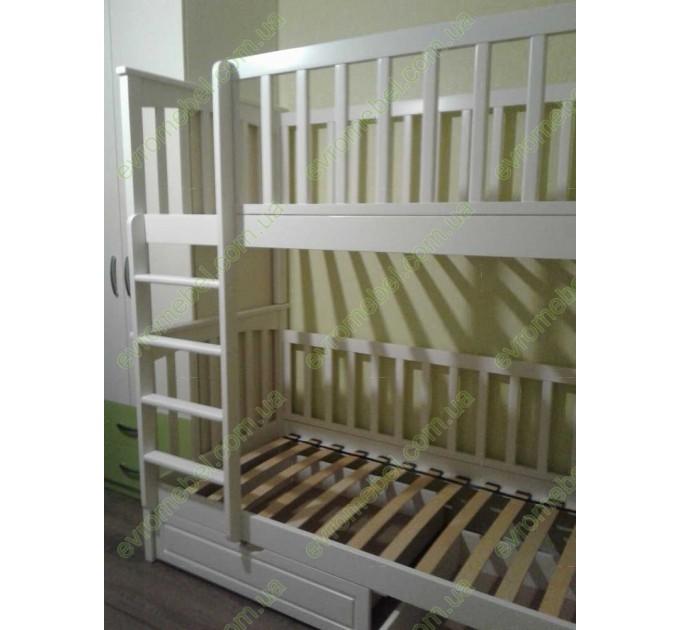 Двухъярусная кровать-трансформер Жанна