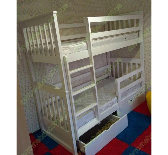 Двухъярусная кровать Оливер