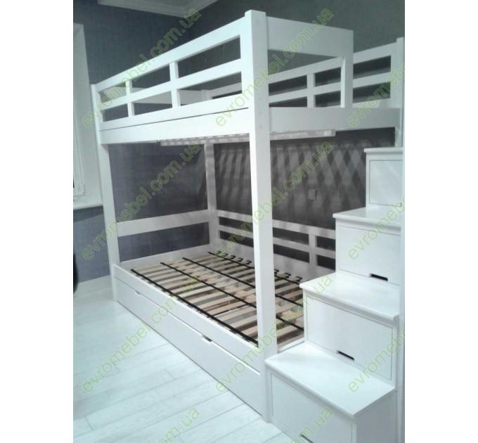 Двох'ярусне ліжко Остін