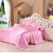 Атласное Розовое