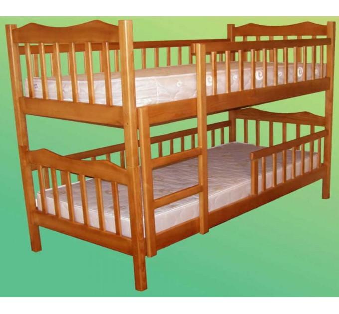 """Двухъярусная кровать-трансформер """"Бук"""""""