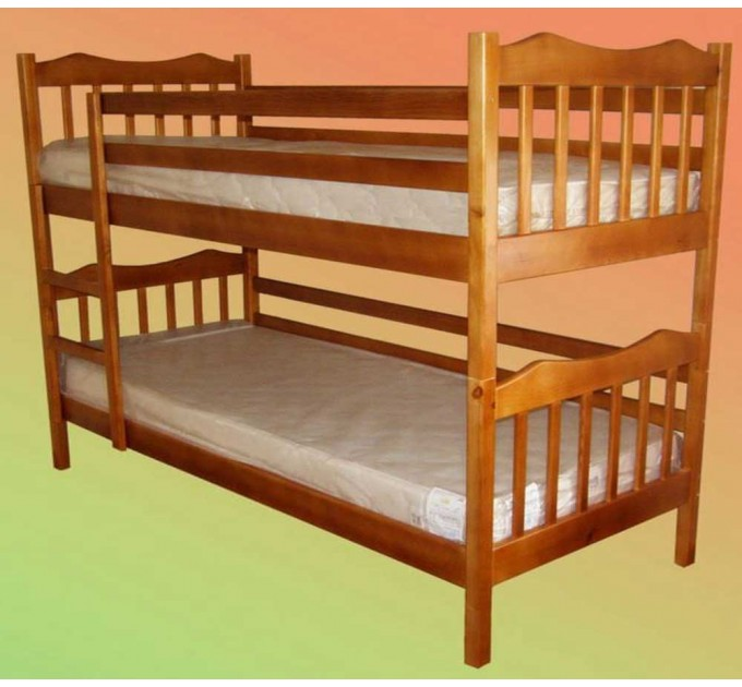 Двох'ярусне ліжко-трансформер Бук-5