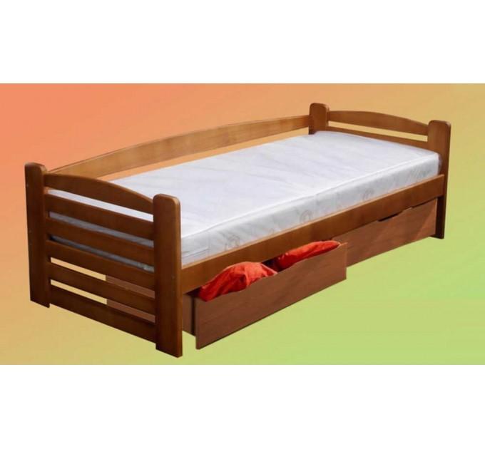 Детская кровать Бук-8 из бука