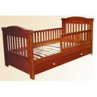 Дитяче ліжко Валета з бука