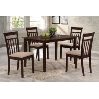 Стол и стулья Кортес комплект