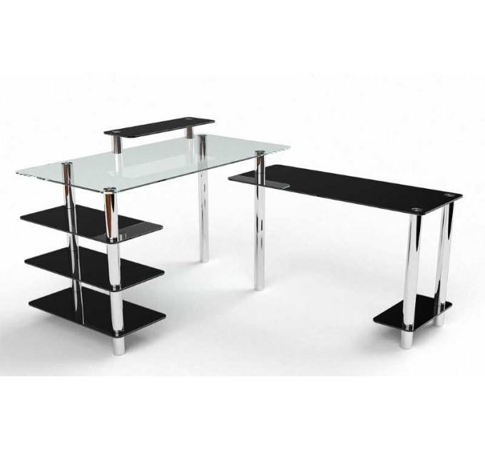 Компьютерный угловой стол Тритон письменный
