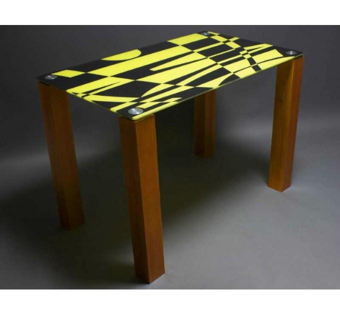 Обеденный стол Абстракция