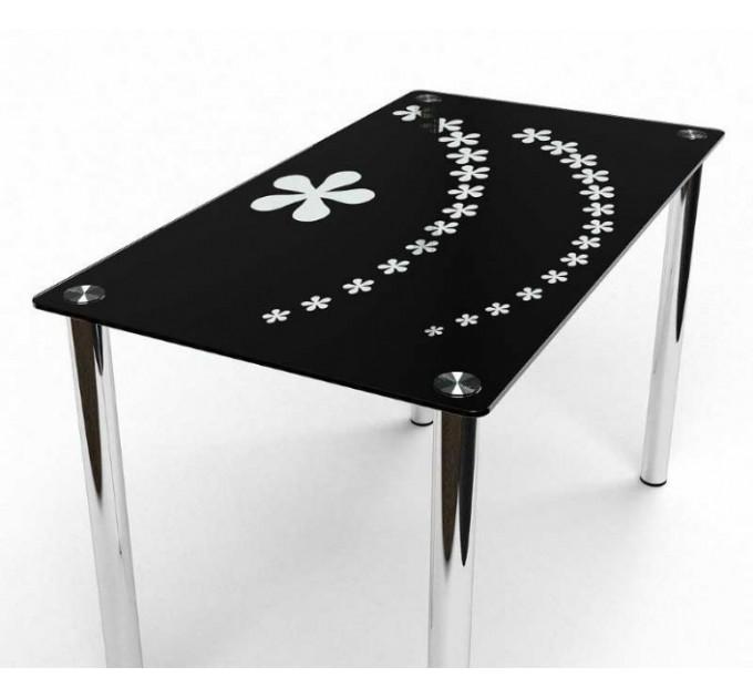 Обеденный стол Цветочный салют
