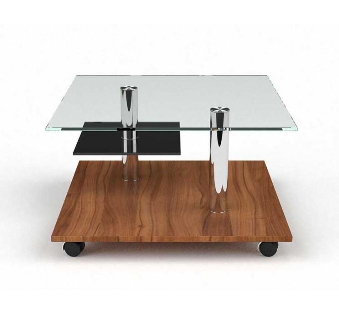 Журнальный стол Юпитер кофейный