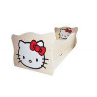 """Кроватка для малышей """"Animal"""" с ящиком"""