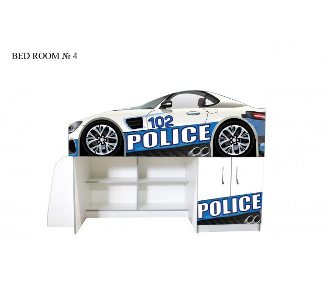 """Ліжко-кімната """"Bed-room 4"""""""