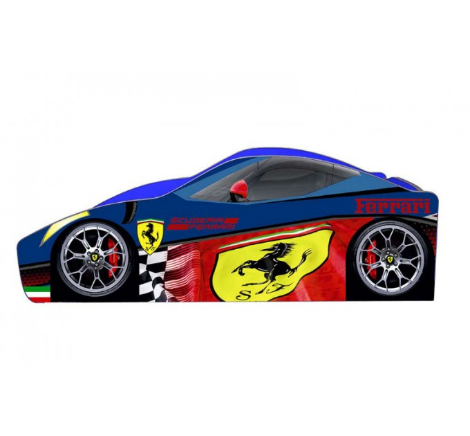"""Кровать-машинка """"Ferrari"""", серия Бренд"""