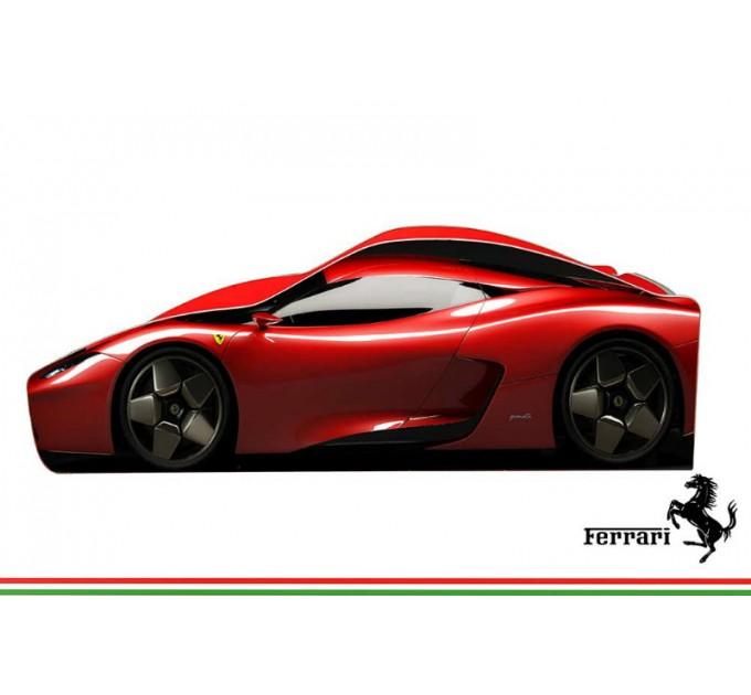"""Кровать-машинка """"Ferrari 777"""", серия Бренд"""