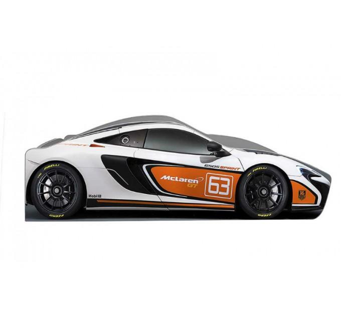 """Кровать-машинка """"McLaren-1"""", серия Бренд"""