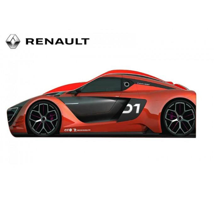 """Кровать-машинка """"Renault"""", серия Бренд"""
