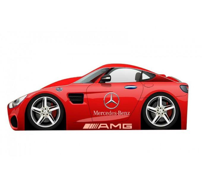 """Кровать-машинка """"Mercedes-AMG"""", серия Бренд"""
