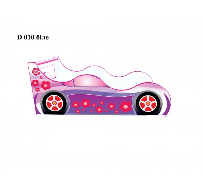 """Кровать-машинка """"Barbie"""", серия Драйв"""