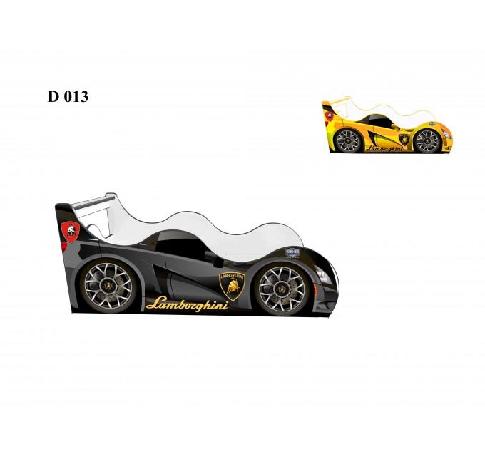 """Кровать-машинка """"Lamborghini"""", серия Драйв"""