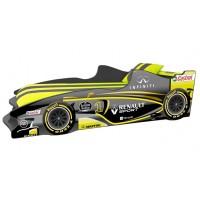 Кровать-машина детская серия Формула 1