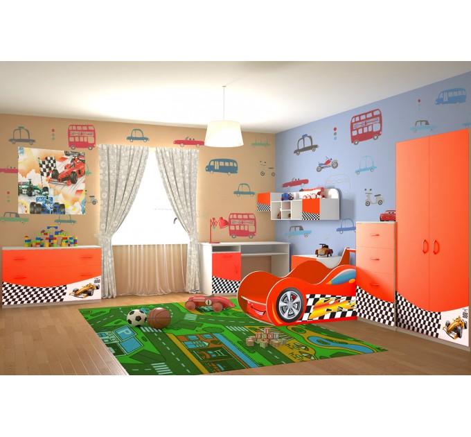 "Детская комната ""Форсаж"""