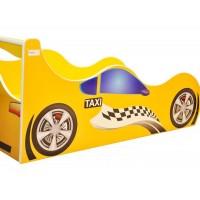 """Кровать-машинка """"Taxi"""", серия Форсаж"""