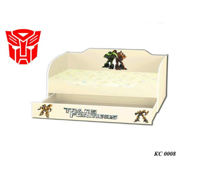 """Кровать детская """"Kinder Cool"""" для малышей"""