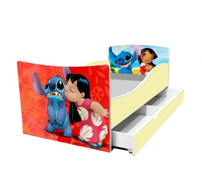"Ліжко дитяче ""Kinder"" для маленьких"