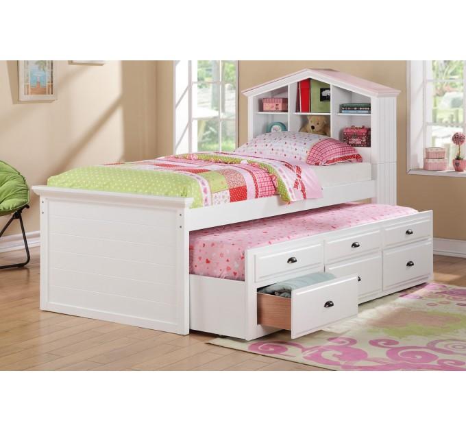 Дитяче ліжко Ельза дворівневе