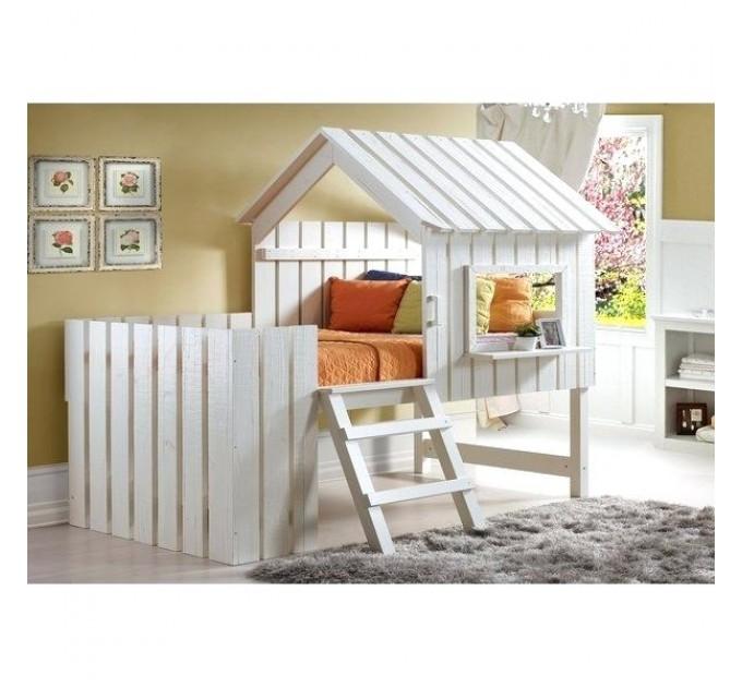 Дитяче ліжко будиночком Незабудка