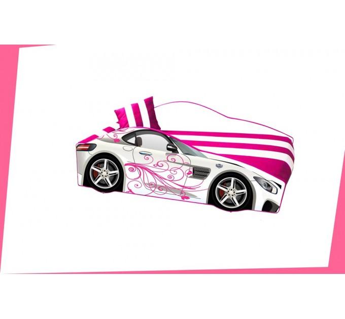 """Кровать-машинка """"Элит-6"""", Barbie"""