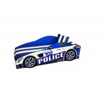 """Кровать-машинка """"Элит-8"""", Police"""